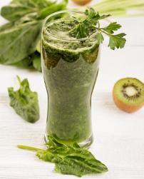 Зеленые коктейли – вкусный способ для похудения