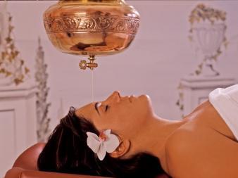 Аюрведа и ароматерапия