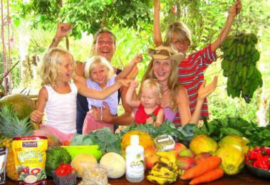 Люди все фруктоеды. Это самое видовое питание человека