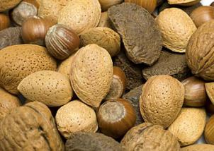 Орехи помогут похудеть