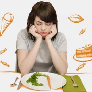 Мысли о еде помогут похудеть