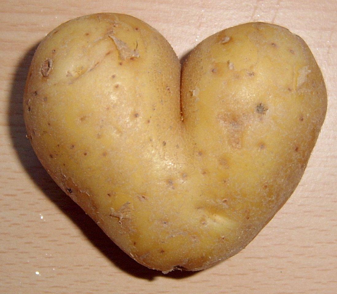 Картофель относится к продуктам для похудения