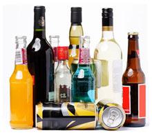 целлюлит и  алкоголь