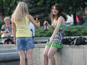 Секс украинских подростков