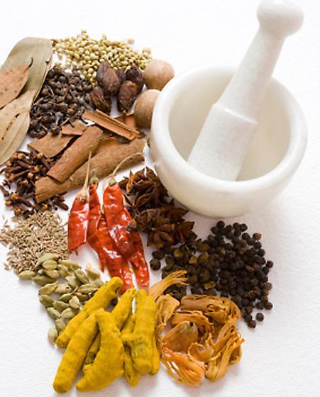 Аюрведические лекарственные травы и растения