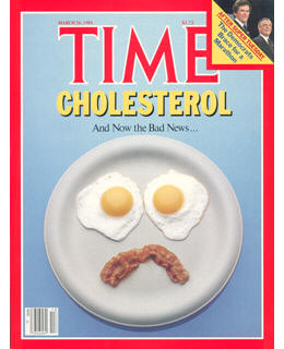 журнал Тайм. Холестерин