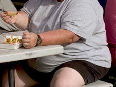 толстый амерканец