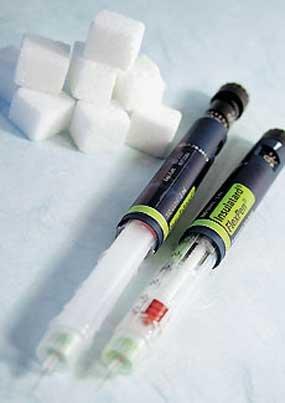 Меньше инсулина, больше жизни или высокий уровень инсулина в крови ведет к диабету 2-го типа