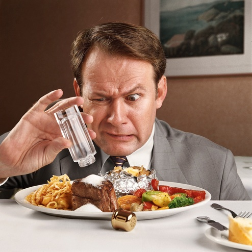 Бессолевые диеты