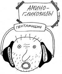 Ототоксичность аминогликозидов