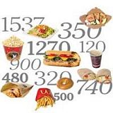 подсчет калорий  признали бесполезным занятием
