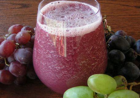 Человеку с Вата пракрити Аюрведа рекомендует голодание на виноградном соке