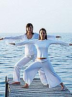 йога оказывает на человека положительное влияние