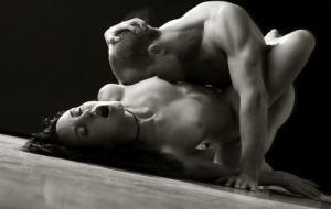 Качаем мышцы с помощью секса